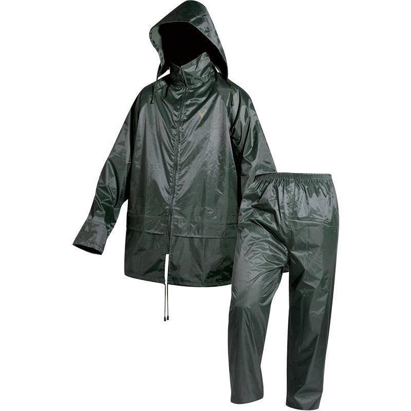 Ensemble Veste Et Pantalon Homme North Company Rainwear Set - Camou
