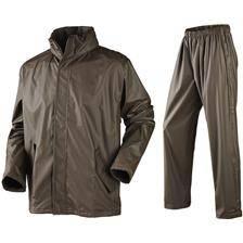 Ensemble veste et pantalon homme seeland rainy - vert