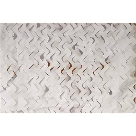 Filet Camouflage Bartavel - Blanc
