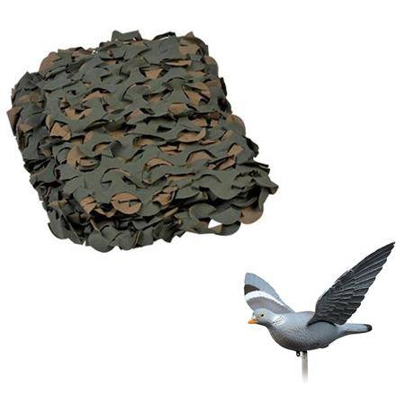 Filet Camouflage Camo Systems