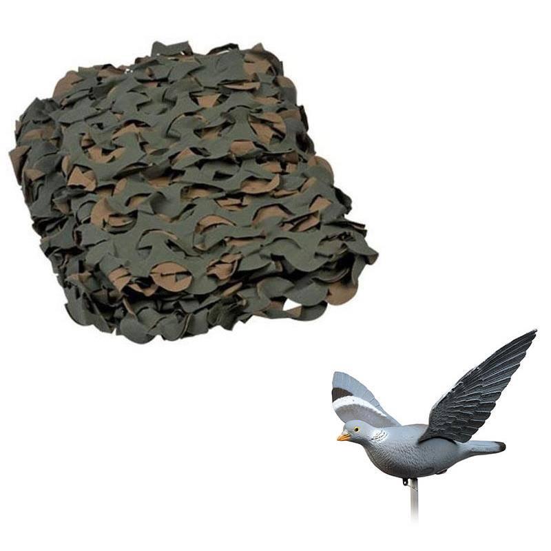 Filet Camouflage Januel
