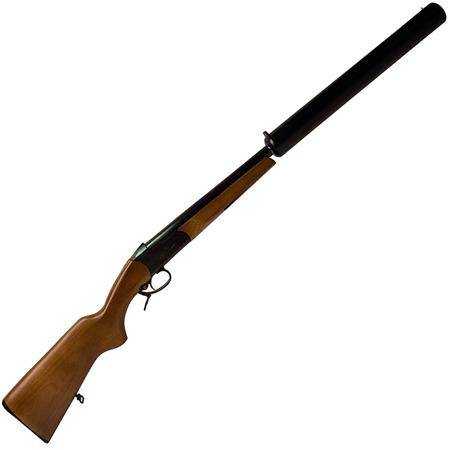 Fusil Monocoup Baikal Ij18e Silencieux - Calibre 20