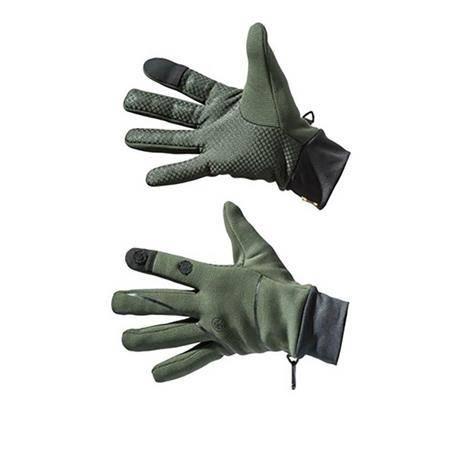 Gants Homme Beretta Polartec® Wind Pro Gloves - Vert