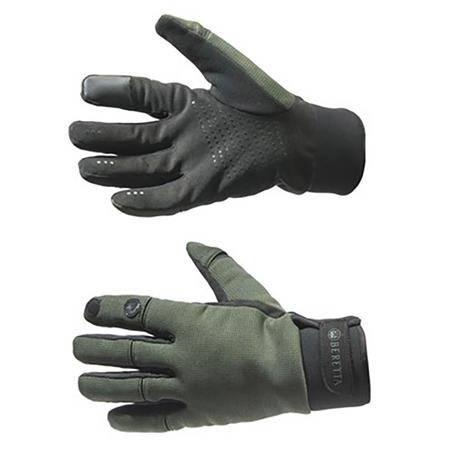 Gants Homme Beretta Watershield Gloves - Vert