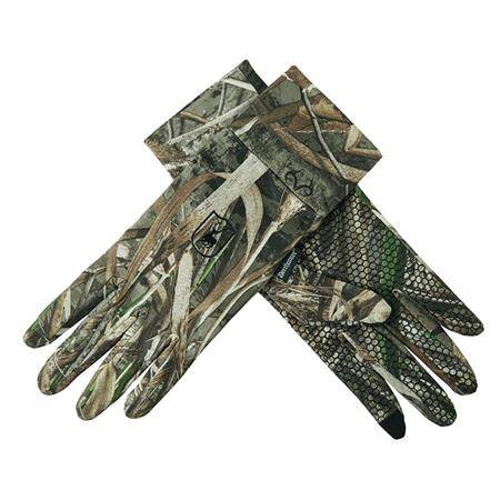 GANTS HOMME DEERHUNTER MAX 5 WITH SILICONE DOTS - CAMO