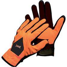 Gants homme ligne verney-carron rapace - orange