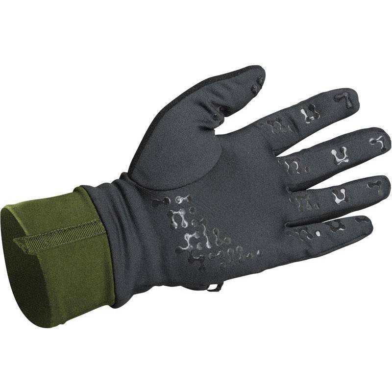 Gants Homme Ligne Verney-Carron Tactiles - Kaki/Noir