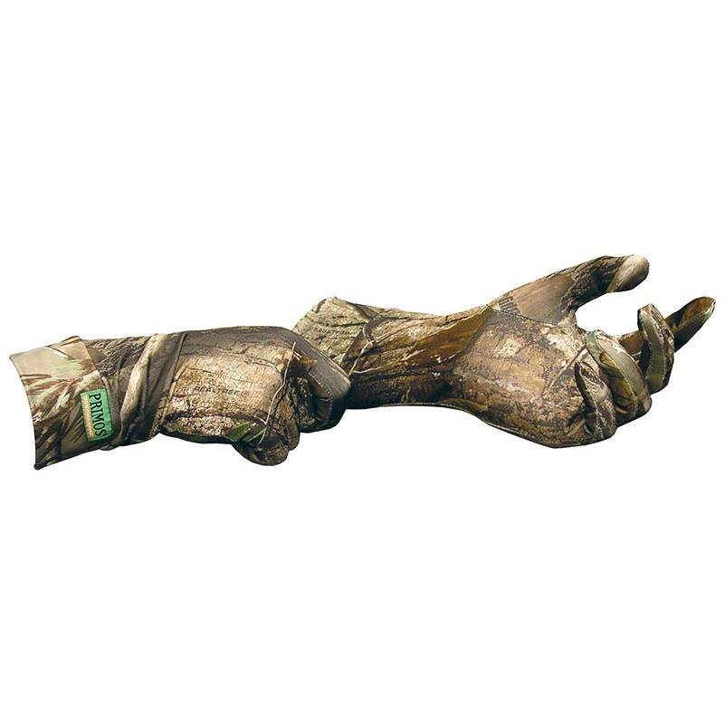 GANTS HOMME PRIMOS HUNTING CALLS STRETCH REALTREE APG HD