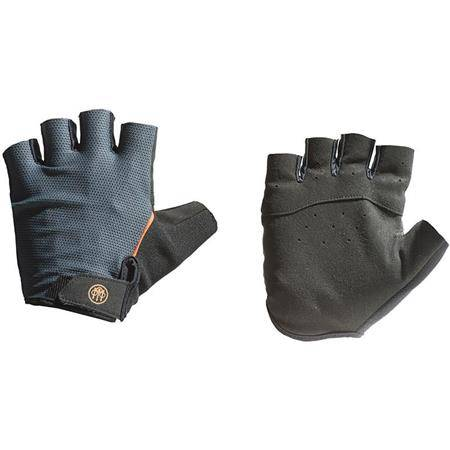 GANTS MIXTE BERETTA PRO MESH FINGERLESS GLOVES - NOIR