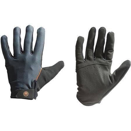 Gants Mixte Beretta Pro Mesh Gloves - Noir