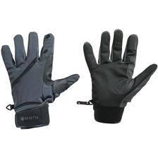 Gants mixte beretta wind pro shooting gloves - noir