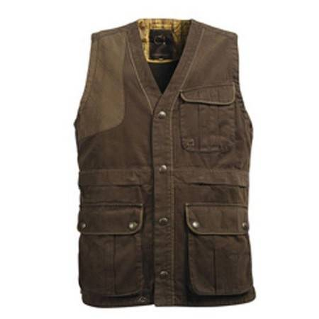 GILET CHASSE HOMME CLUB INTERCHASSE BERYL