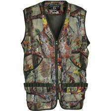 Gilet chasse homme percussion palombe - ghost camo forest
