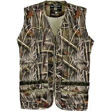 Gilet chasse homme percussion palombe - ghost camo wet
