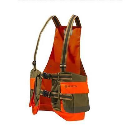 Gilet Chasse Mixte Beretta Strap Vest - Orange