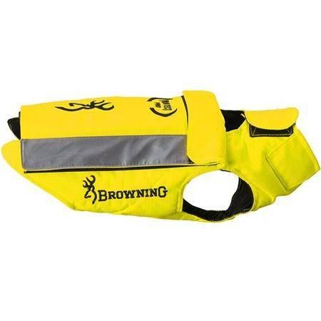Gilet De Protection Browning Protect Pro - Jaune