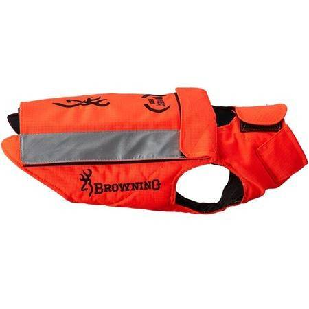 GILET DE PROTECTION BROWNING PROTECT PRO - ORANGE