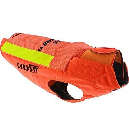 Gilet De Protection Canihunt Dog Armor Orange V2