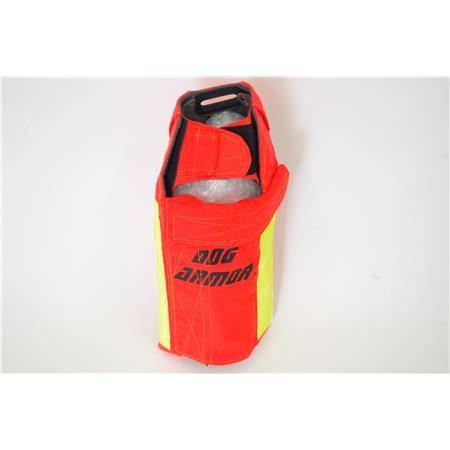Gilet De Protection Canihunt Dog Armor Orange V2 - T55