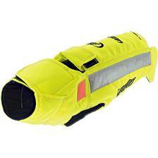Gilet de protection canihunt dog armor pro cano jaune