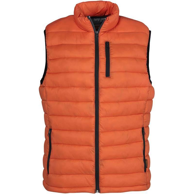 Gilet Homme Idaho Trekking - Orange