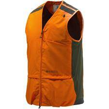 Gilet sans manche homme beretta active hunt evo vest - vert/orange