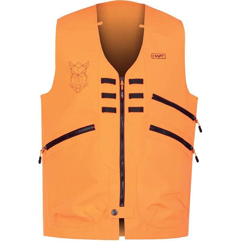 Gilet Sans Manche Homme Hart Kurgan-V - Orange