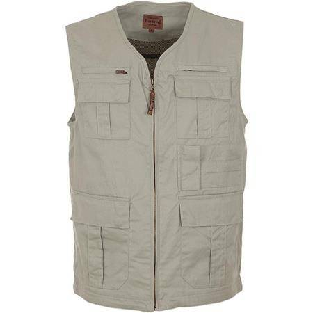 plus récent 923e1 e3830 GILET SANS MANCHES HOMME BARTAVEL VALLEY - BEIGE