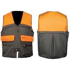 Gilet sans manches homme hart armotion-v evo - orange/vert