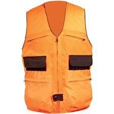Gilet sans manches homme hart iron xtreme-v - orange