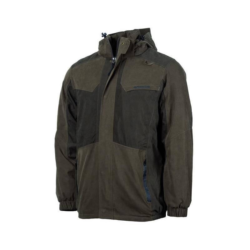 Gilet Sans Manches Homme Somlys 413 Warm Ligth Reversible - Marron/Rouge