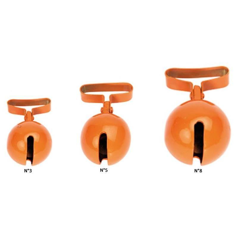 Grelot Romain Januel - Orange