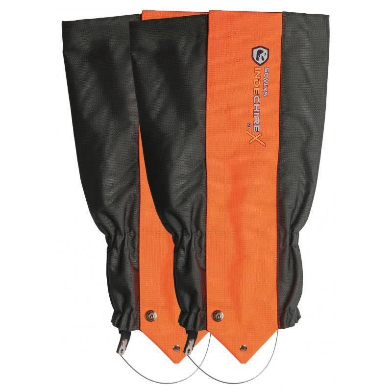 Guetre Somlys 774N Indechirex - Vert/Orange