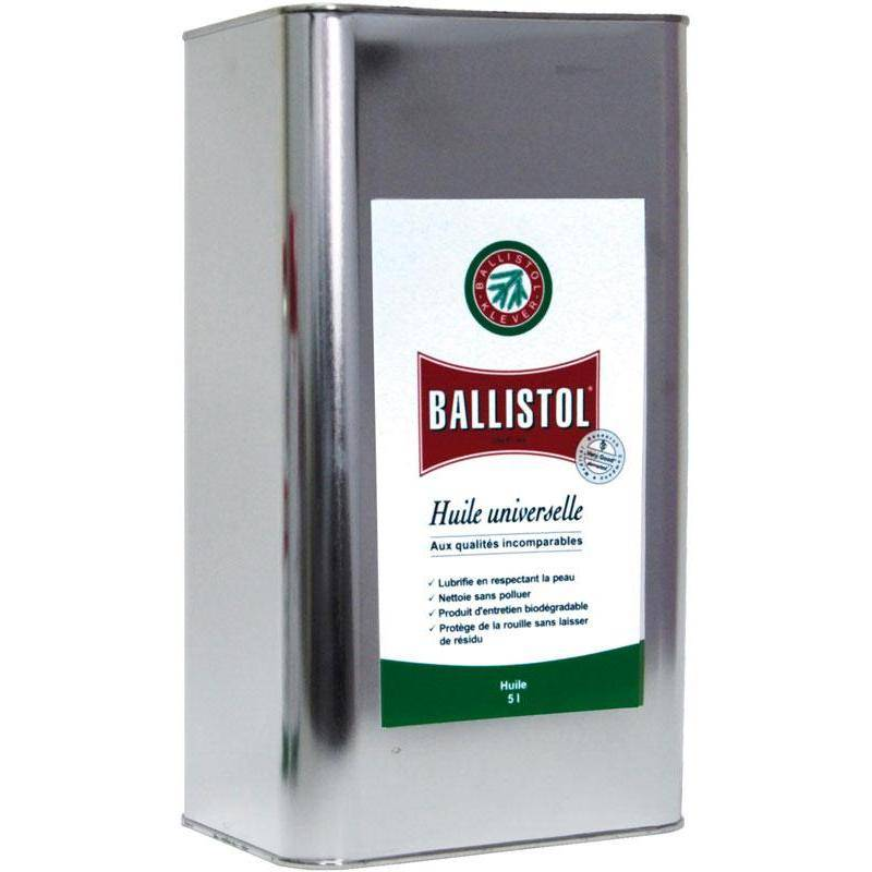Huile Ballistol Universelle 5L