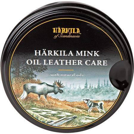 Huile Pour Cuir Harkila Mink Oil Leather Care En Crème