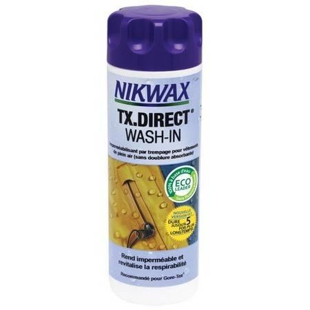 Impermeabilisant Pour Vetement Imper-Respirant Nikwax Tx.Direct Wash-In