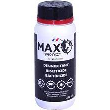 Insecticide/desinfectant naturamax max protect