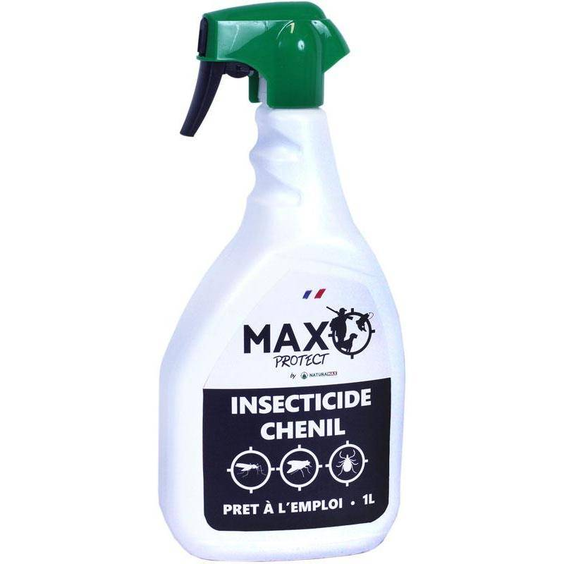 Insecticide Pour Chenil Naturamax Max Protect Pret A L'emploi