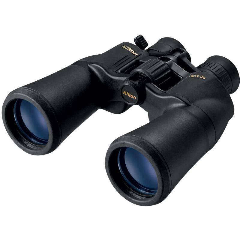 Jumelles 10-22X50 Nikon Aculon A211