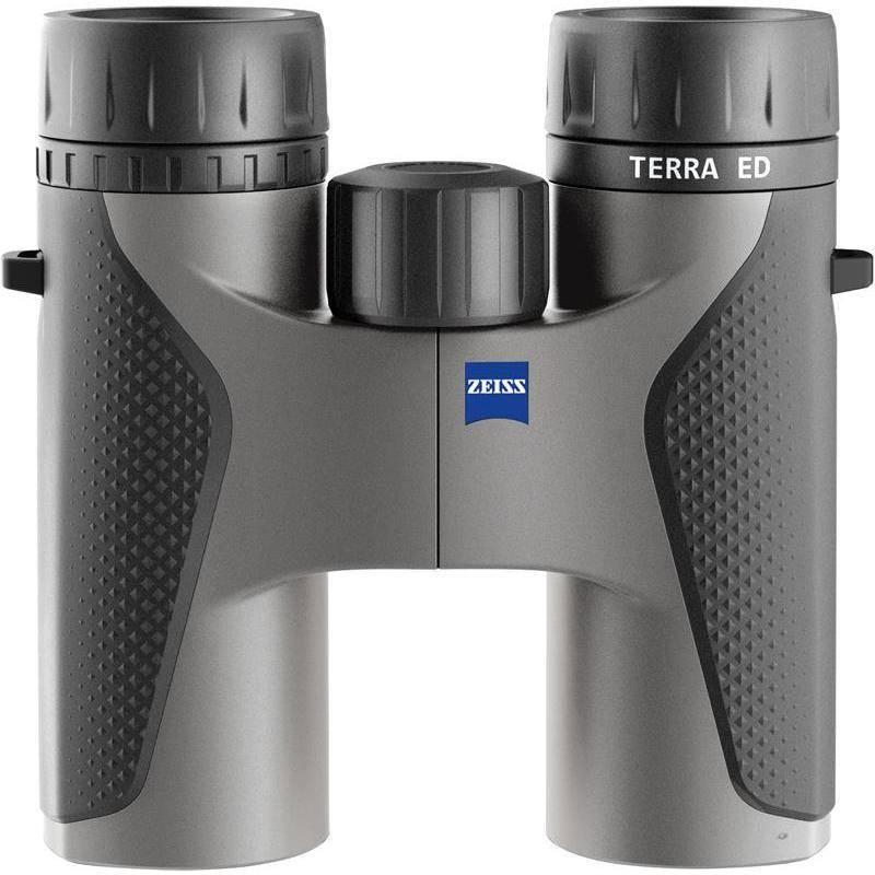 Jumelles 10X32 Zeiss Terra Ed Compact T* Noir/Gris