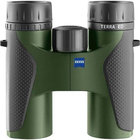 Jumelles 8X32 Zeiss Terra Ed Compact T* Noir/Vert