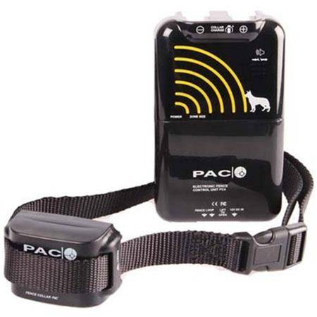 Kit De Cloture Invisible Pac Dog Pac F200a + Collier F6c