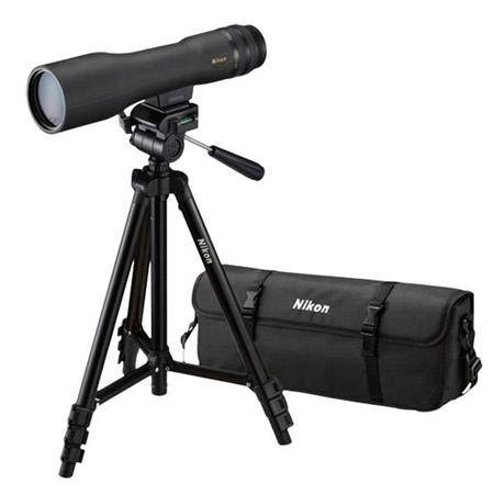 Kit Longue Vue 16-48X60 Nikon Prostaff 3