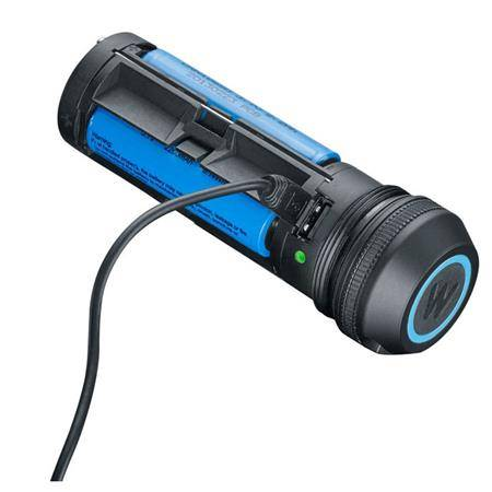 LAMPE TORCHE UMAREX WALTHER PRO GL2000R