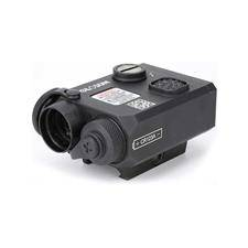 Laser holosun sight co-axial green, ir & illuminator