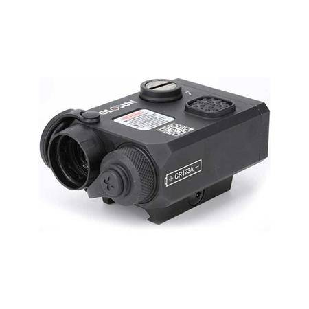 Laser Holosun Sight Co-Axial Green, Ir & Illuminator