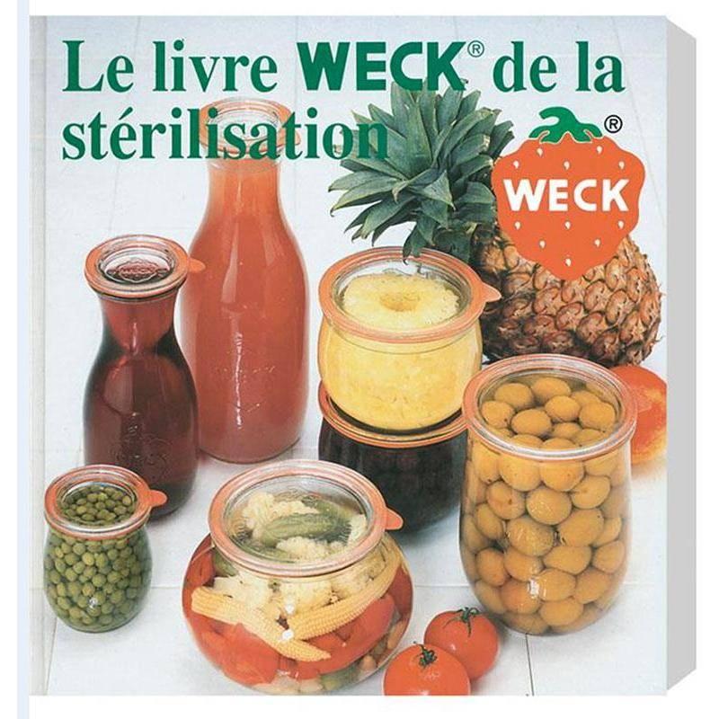 Livre Tom Press Weck De La Sterilisation