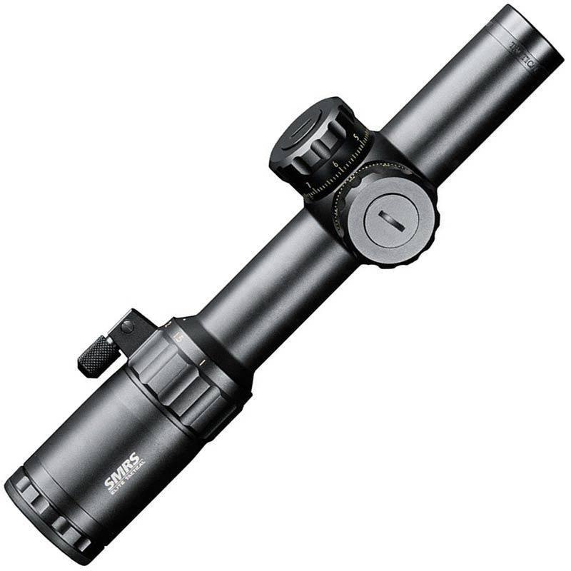 Lunette De Visée 1-6.5X24 Bushnell Lite Tactical Smrs Ii