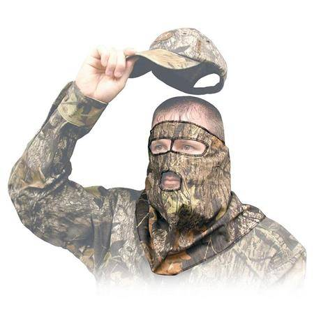 Masque 3/4 Primos Hunting Calls Coton Mossy Oak New Break-Up