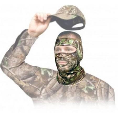 Masque 3/4 Primos Hunting Calls Stretch Fit Mossy Oak